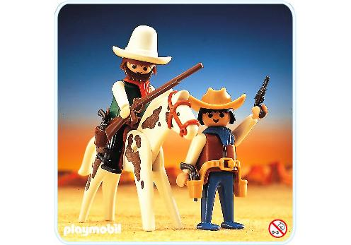http://media.playmobil.com/i/playmobil/3304-A_product_detail/2 cow-boys / cheval
