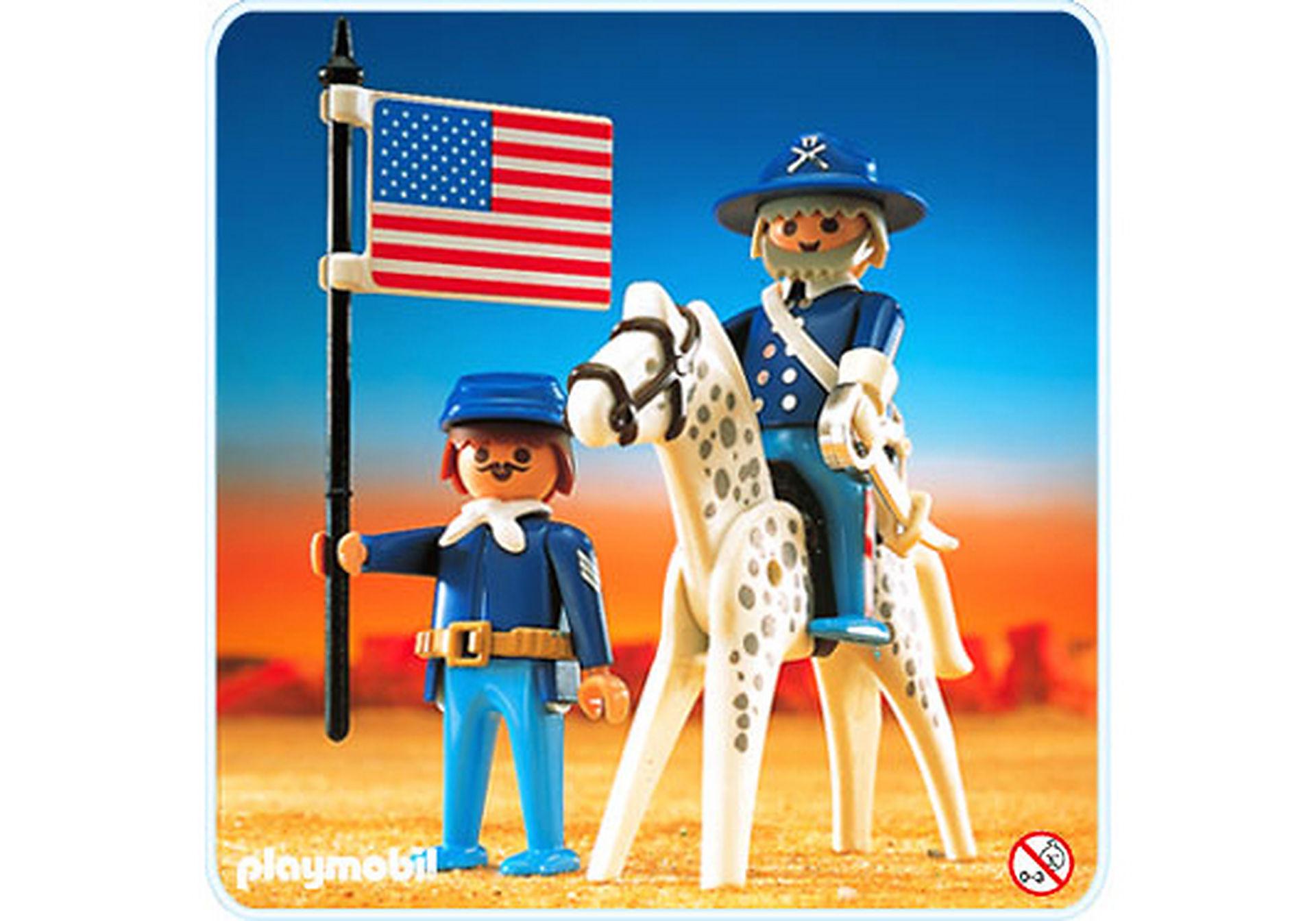 3306-A Général et Sergent US zoom image1
