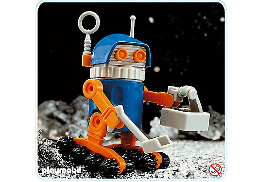 3318-A Robot detail image 1