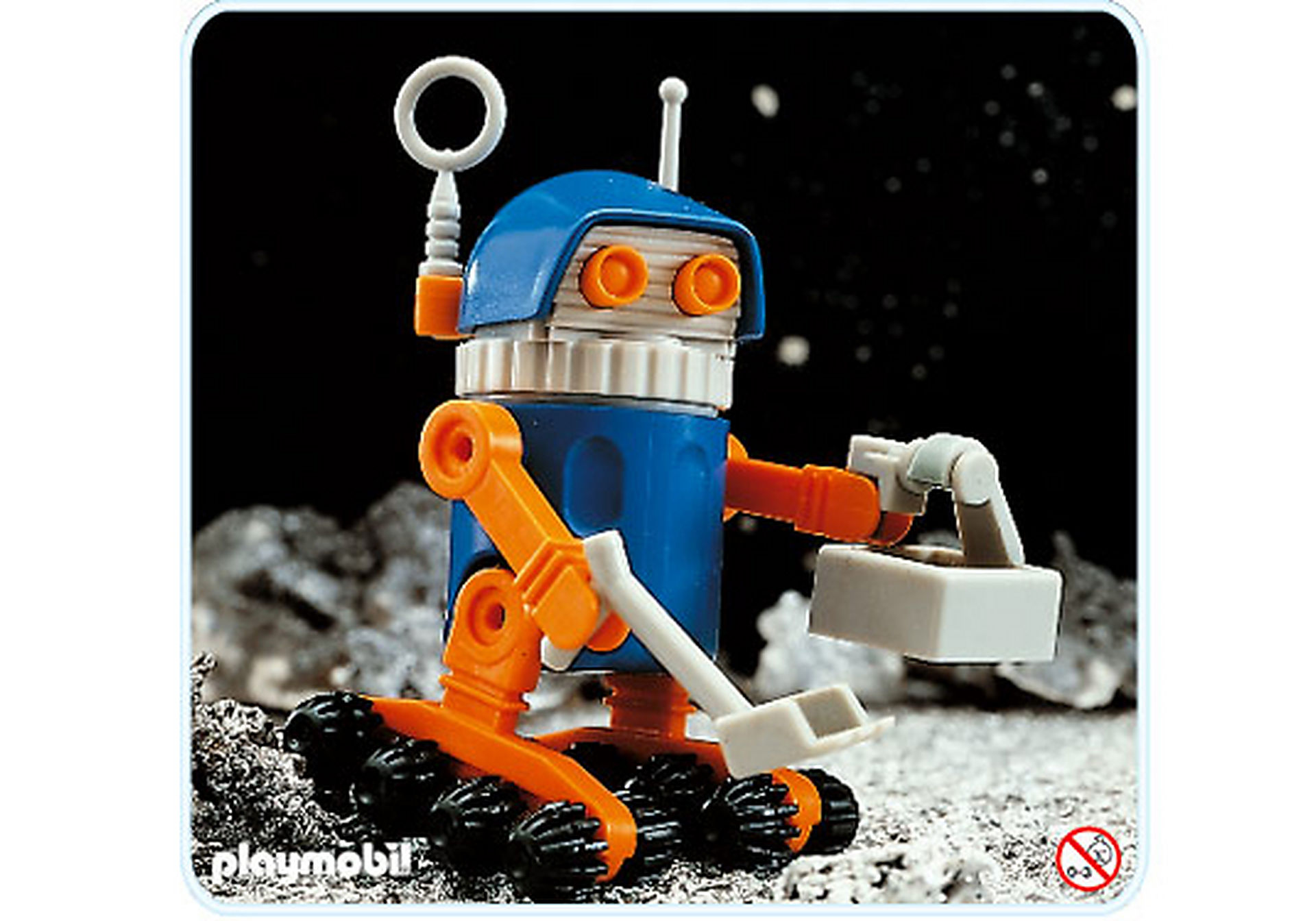 3318-A Roboter zoom image1