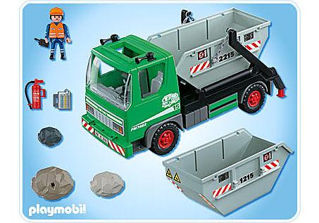 3318-B Containerdienst detail image 2