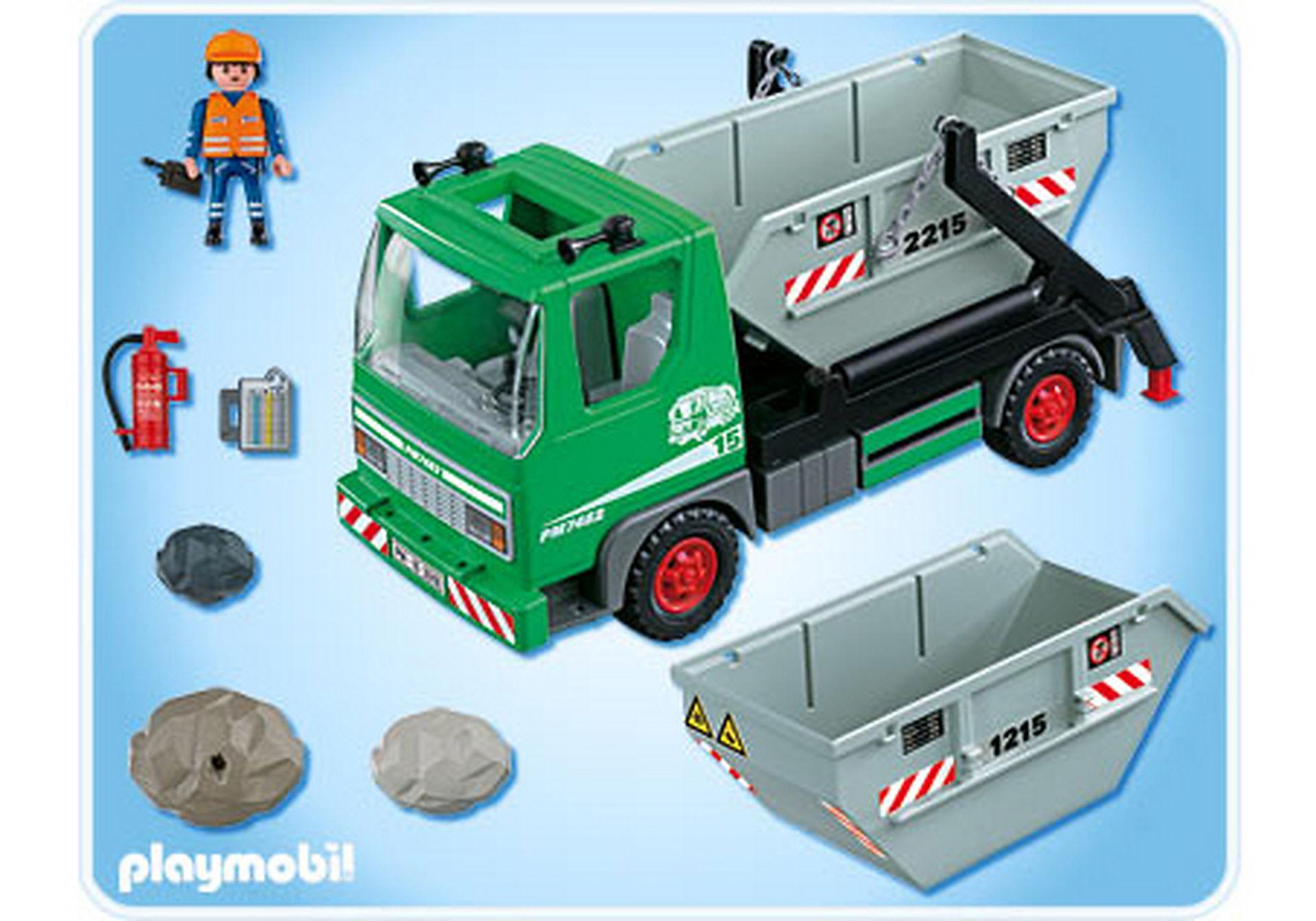 3318-B Containerdienst zoom image2