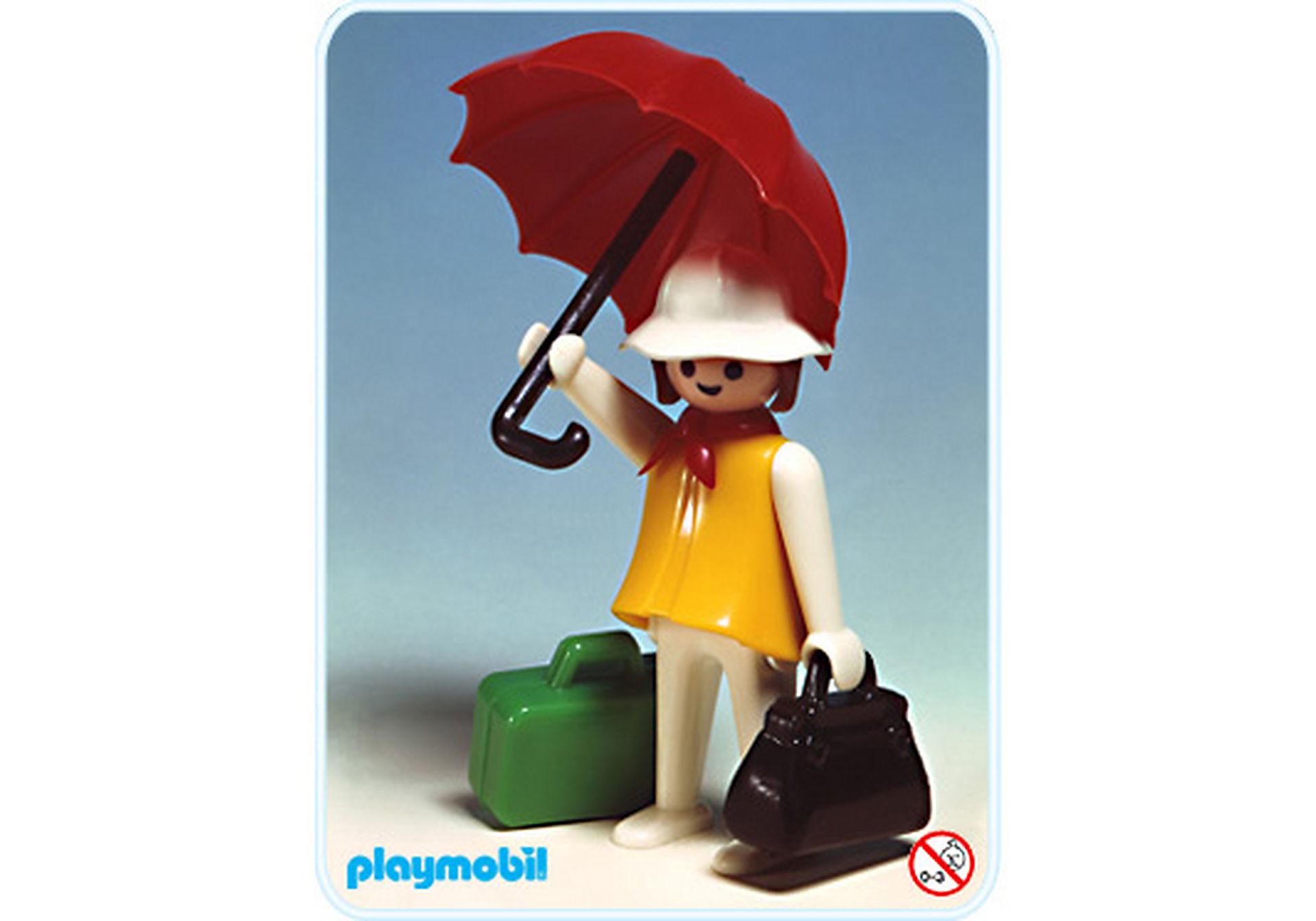 3322-B Voyageuse/ parapluie zoom image1