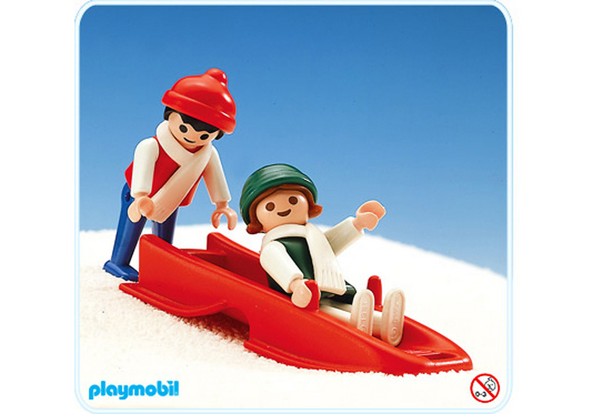 http://media.playmobil.com/i/playmobil/3327-A_product_detail/2 enfants et bobsleigh