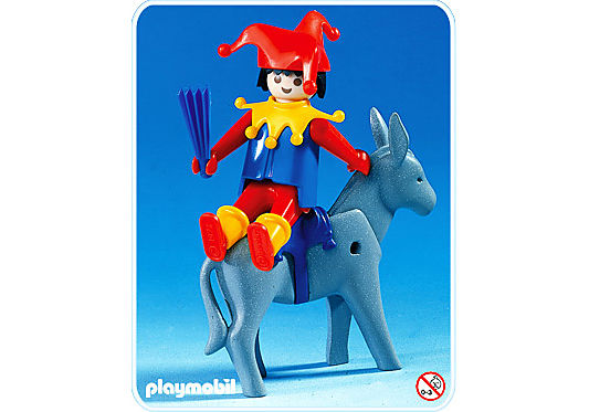 3330-A Hofnarr/Esel Joker/Esel detail image 1