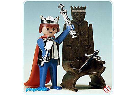3331-A Roi / trône detail image 1