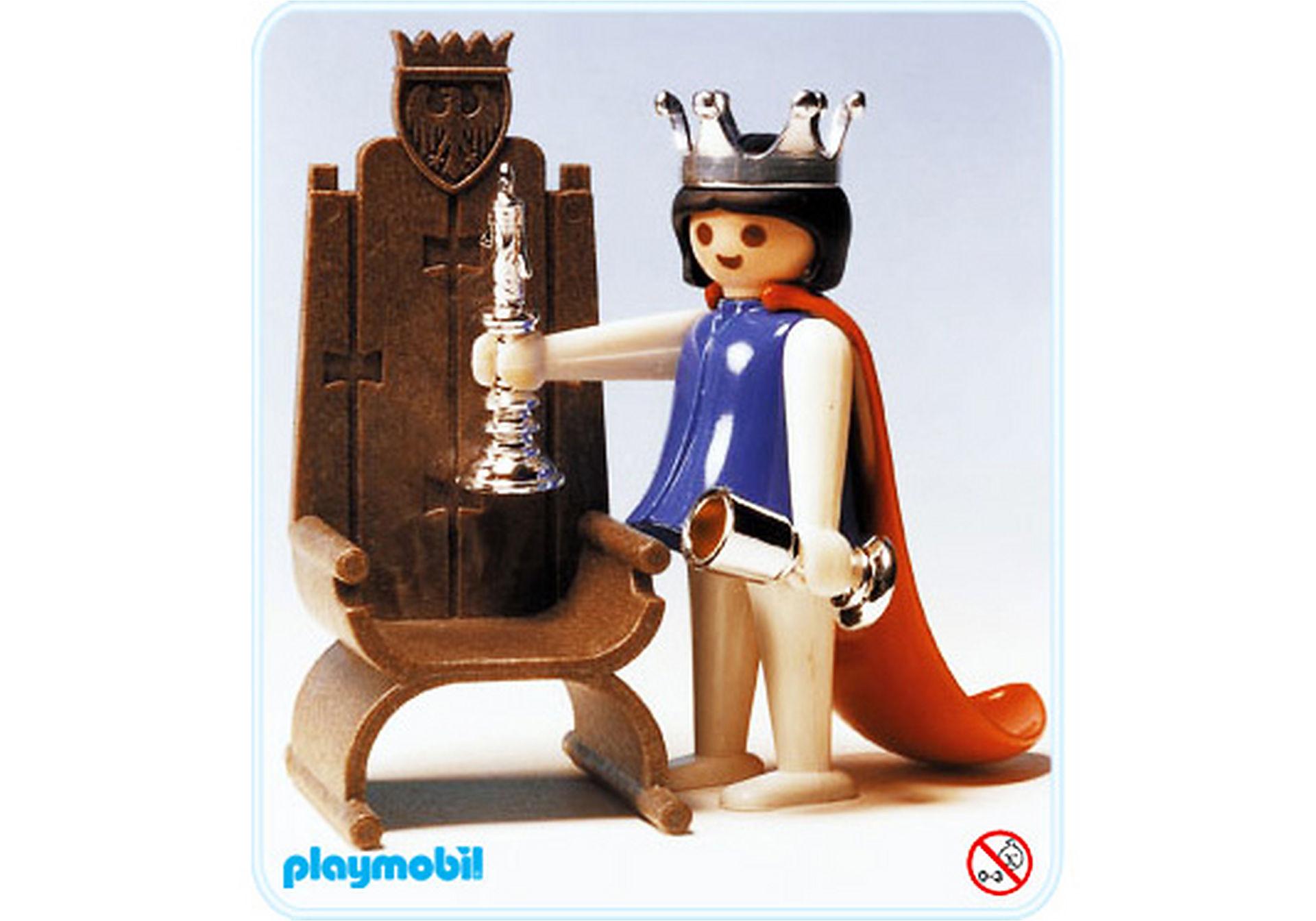 3335-A Roi / trône zoom image1
