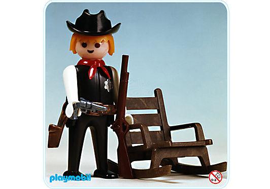 3341-A Sheriff/Schaukelstuhl detail image 1