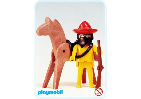 http://media.playmobil.com/i/playmobil/3343-A_product_detail/Mexicain / cheval