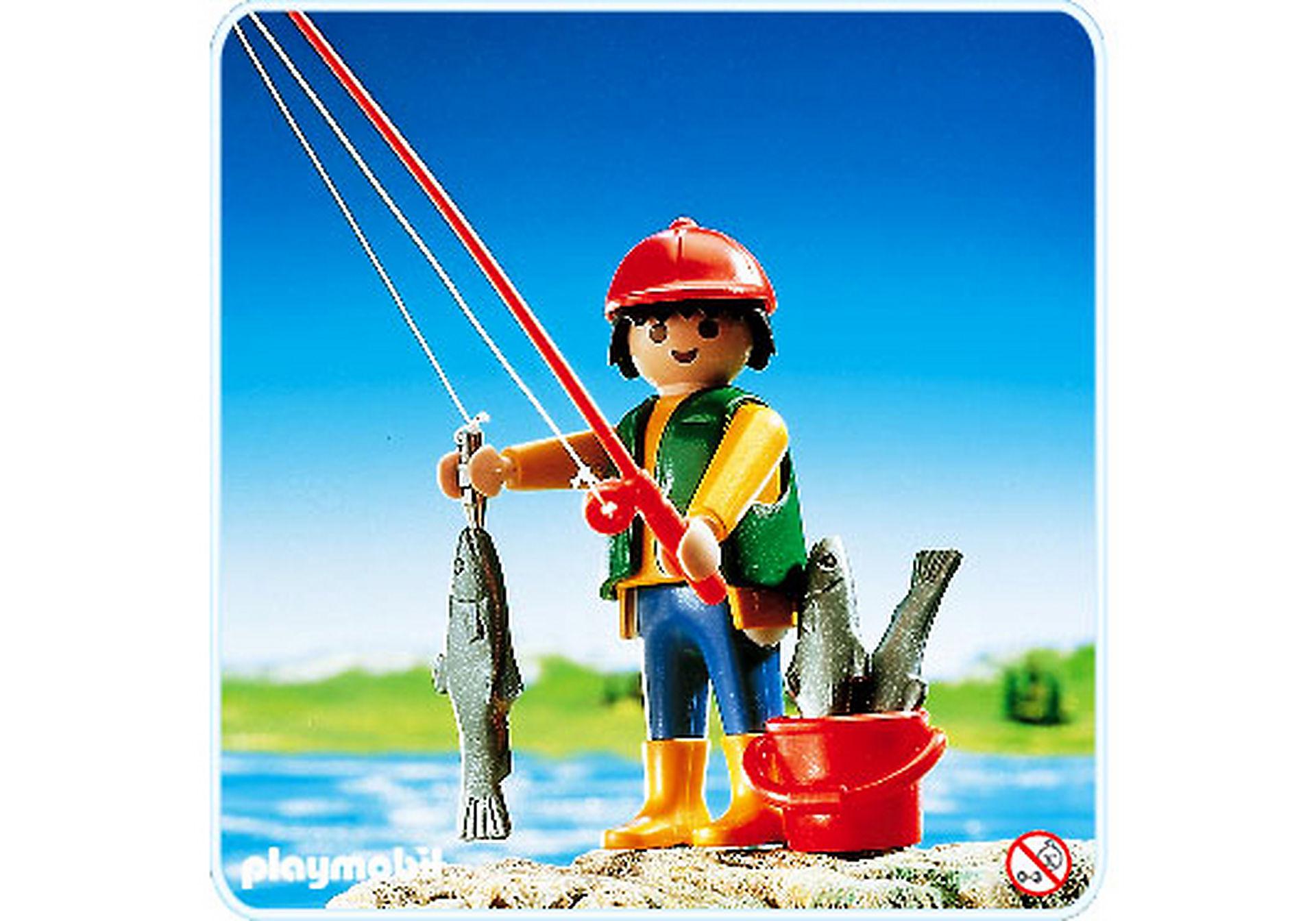 3350-A Pêcheur à ligne zoom image1