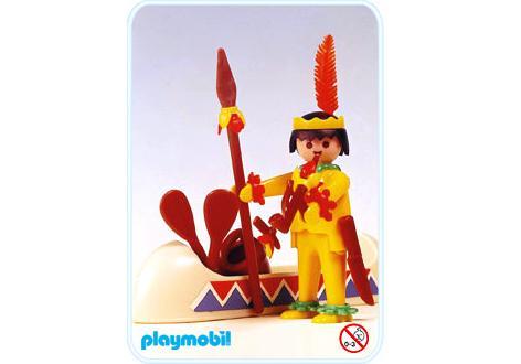 http://media.playmobil.com/i/playmobil/3352-A_product_detail/Indien / canoë