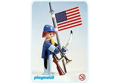 3354-A Cavalier américain