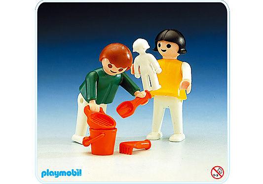 3360-A 2 Kinder/Sandspielzeug detail image 1