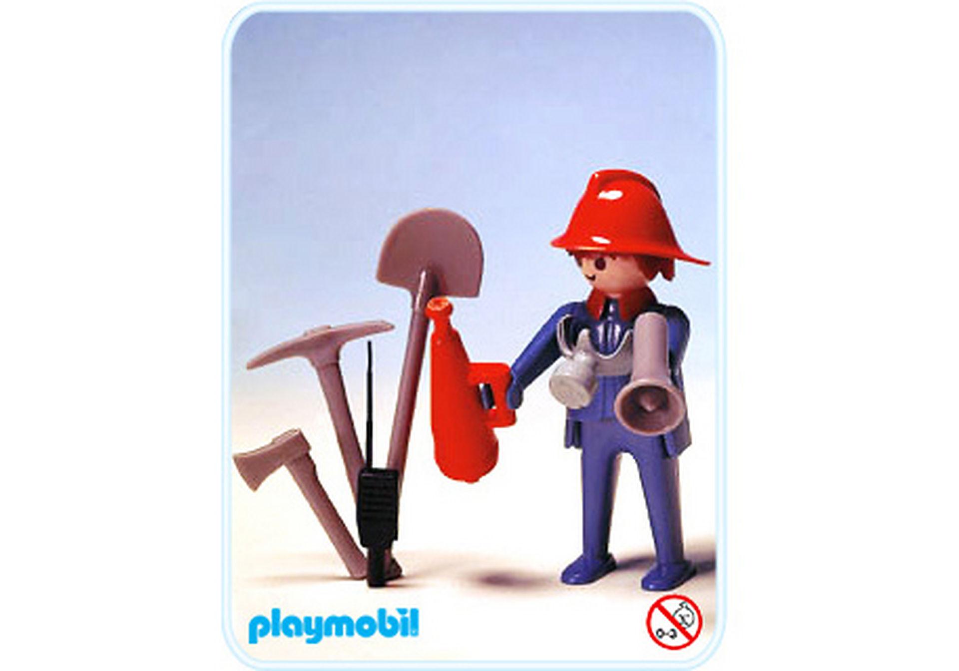 3366-A Pompier / extincteur zoom image1