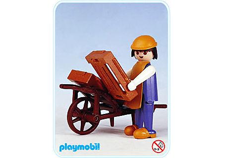 3369-A Handwerker/Karre detail image 1