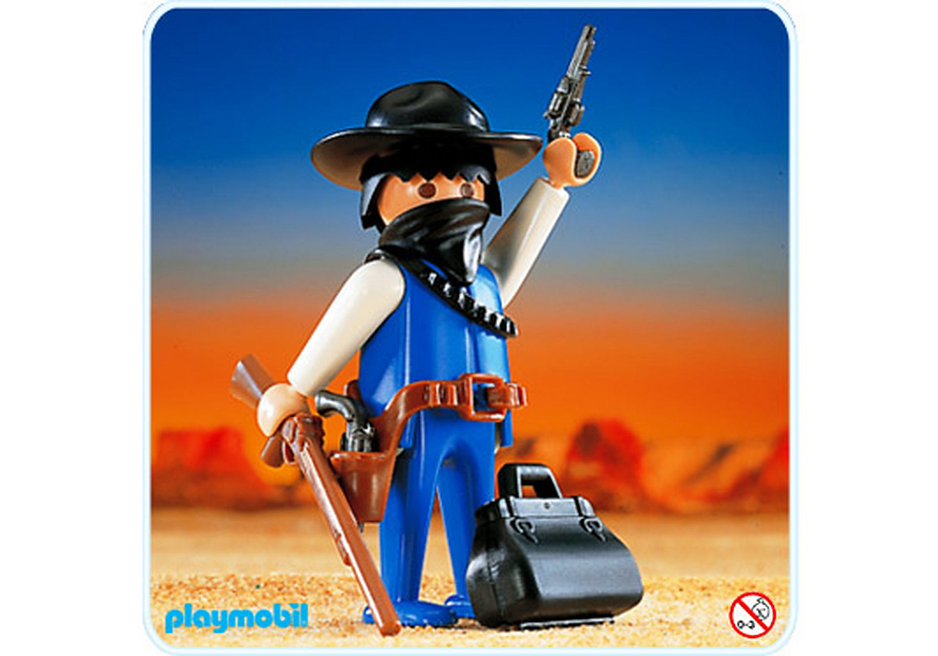3383-A Bandit zoom image1