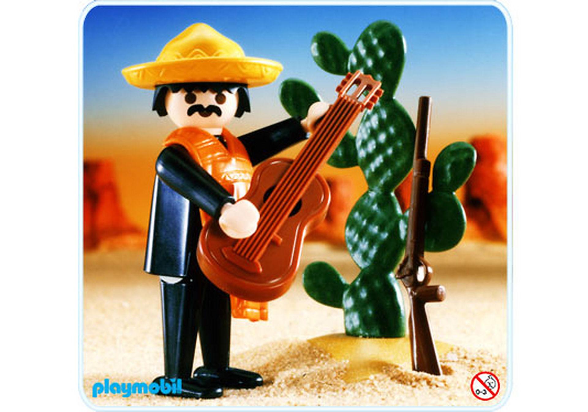 3384-A Mexikaner/Feigenkaktus zoom image1