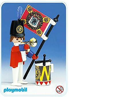3388-A Porte-drapeau detail image 1