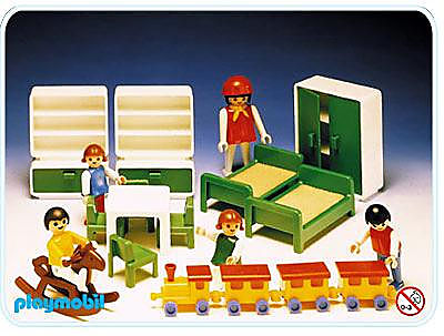 3417-A Kinderzimmer detail image 1