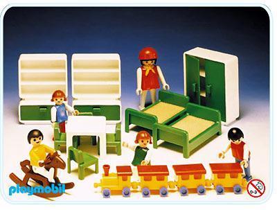 Kinderzimmer 3417 a playmobil deutschland for Kinderzimmer playmobil