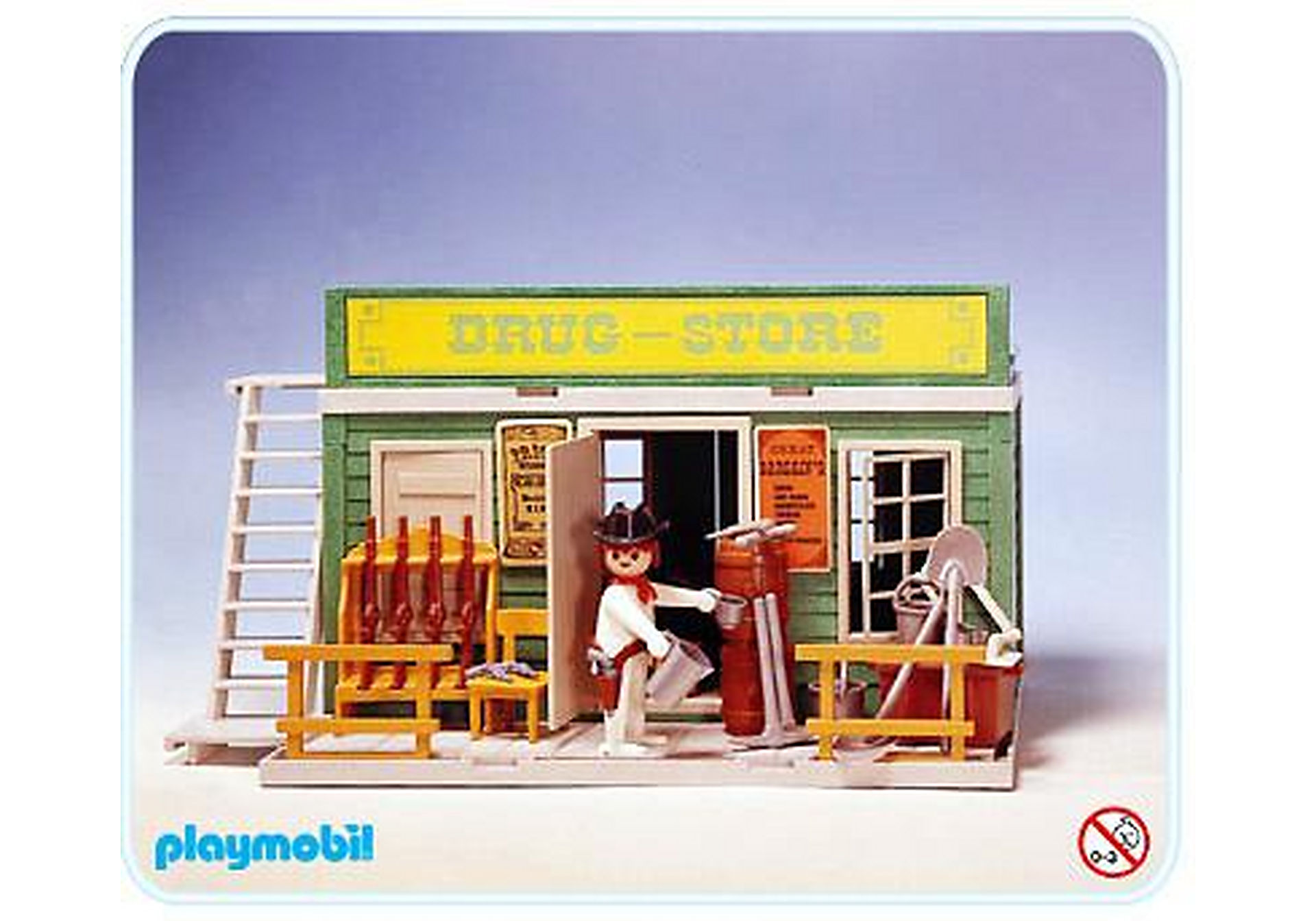3424-A Drugstore zoom image1