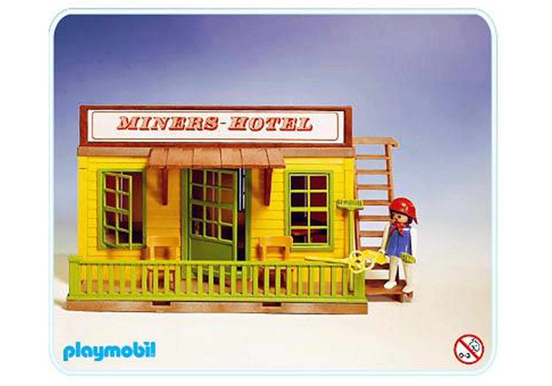 Hotel 3426 a playmobil deutschland for Jugendzimmer playmobil