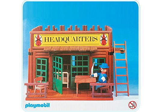 3429-A Blockhaus Head-Quarters detail image 1