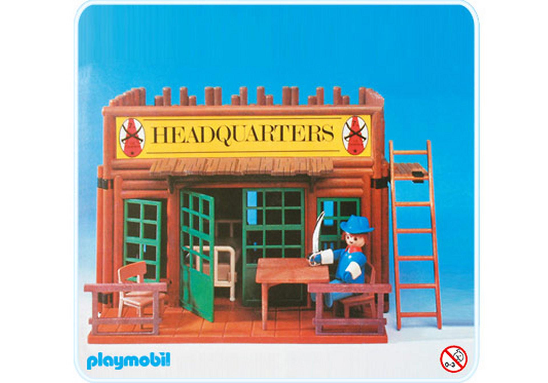 3429-A Blockhaus Head-Quarters zoom image1