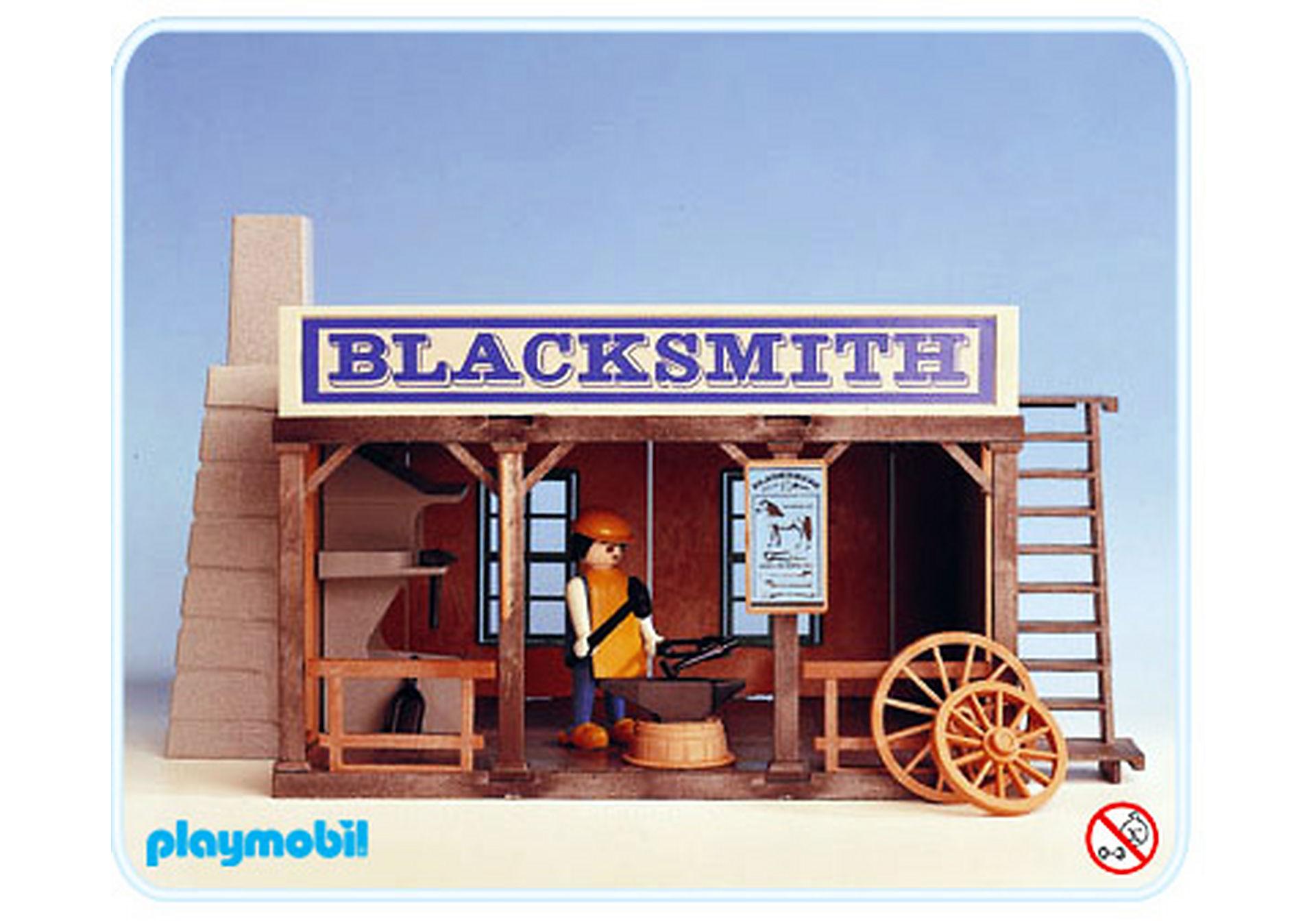 3430-A Blacksmith zoom image1
