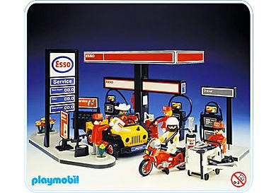 3434-A Tankstelle