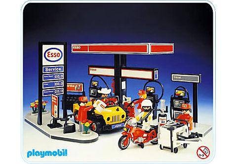 3434-A Tankstelle detail image 1