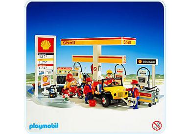 3437-A Station Service Shell