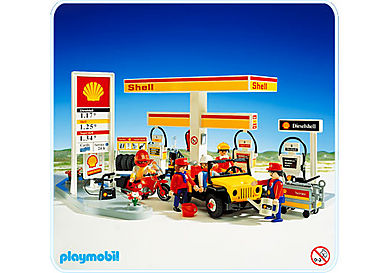 "3437-A_product_detail/Tankstelle ""Shell"""