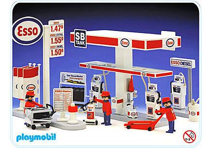 3439-A Tankstelle (Esso) detail image 1