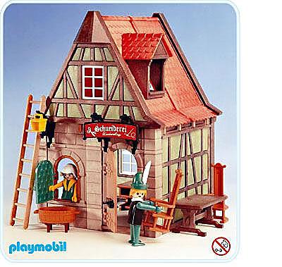 3440-A Wohnhaus/Schneiderei detail image 1