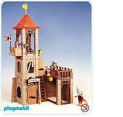 3445-A Schuld-Turm detail image 1
