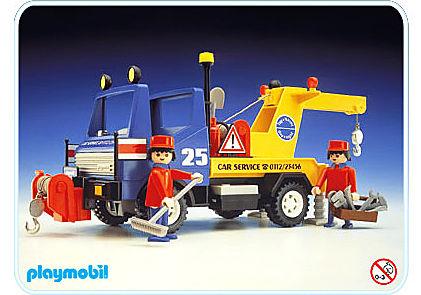 3453-A Camion service de dépannage detail image 1