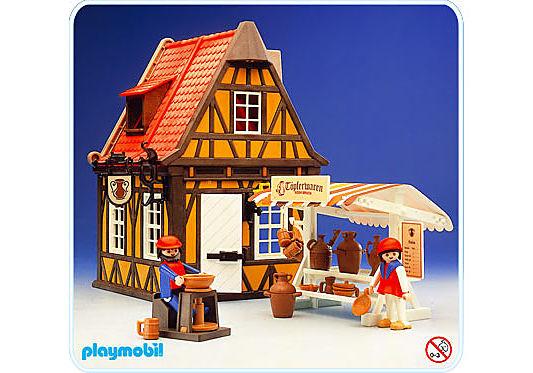 3455-A Atelier potier detail image 1