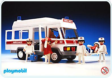 3456-A Krankentransporter detail image 1
