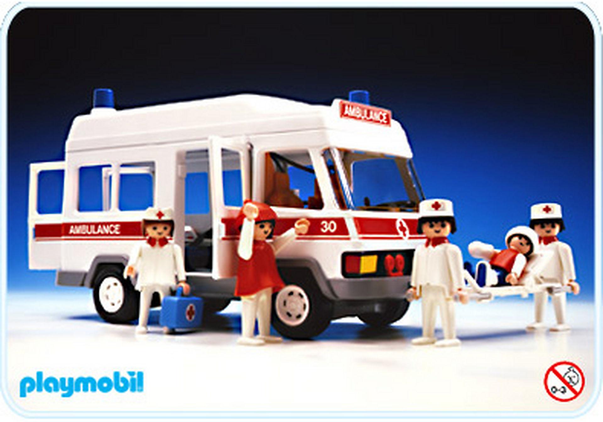 3456-A Krankentransporter zoom image1