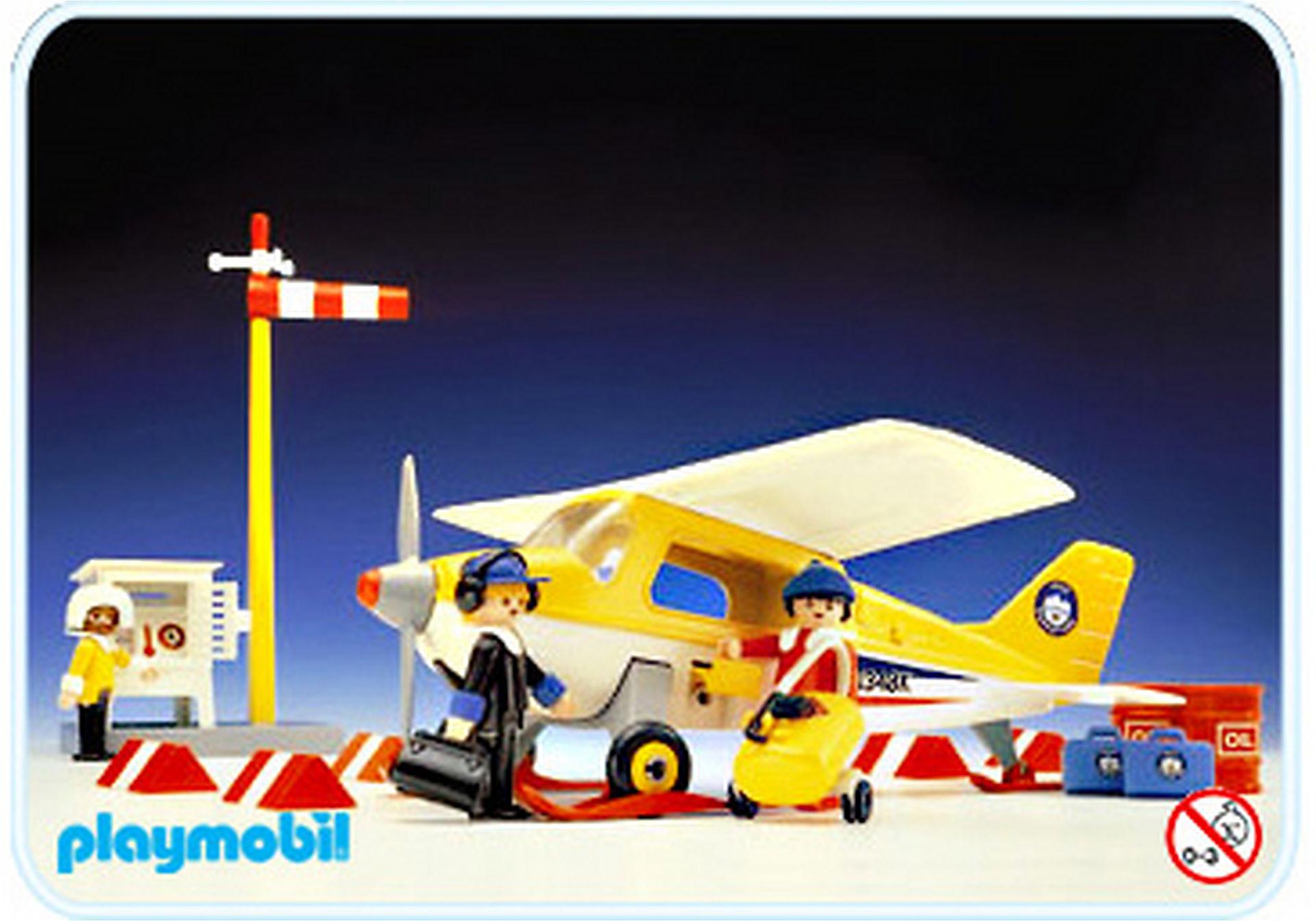 3457-A Flugzeug/Wetterstation zoom image1