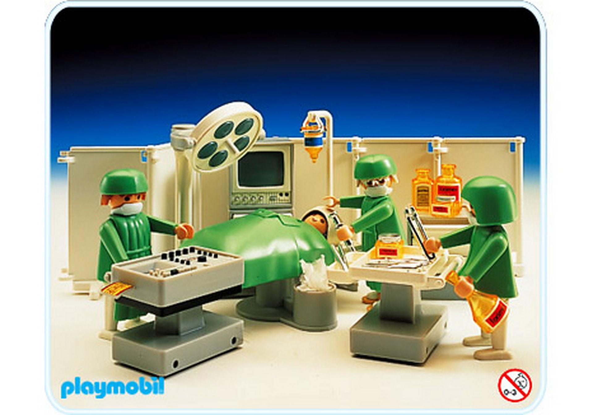 3459-A chambre d`hôpital zoom image1