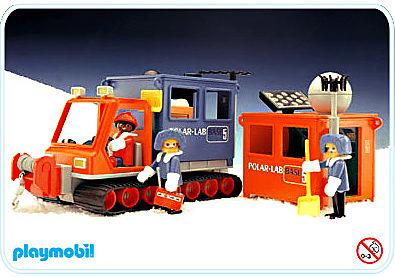 3460-A Mobile Forschungsstation detail image 1