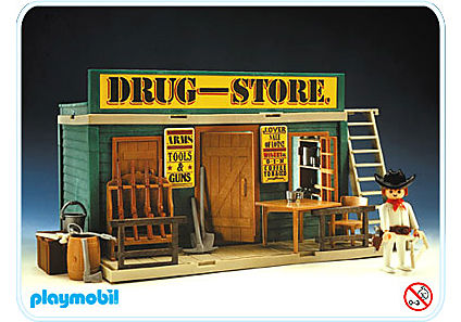 3462-A Drug-Store detail image 1