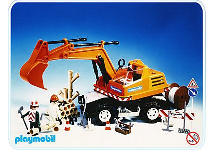 3472-A Camion pelleteuse detail image 1