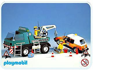 3473-A Camion dépannage detail image 1