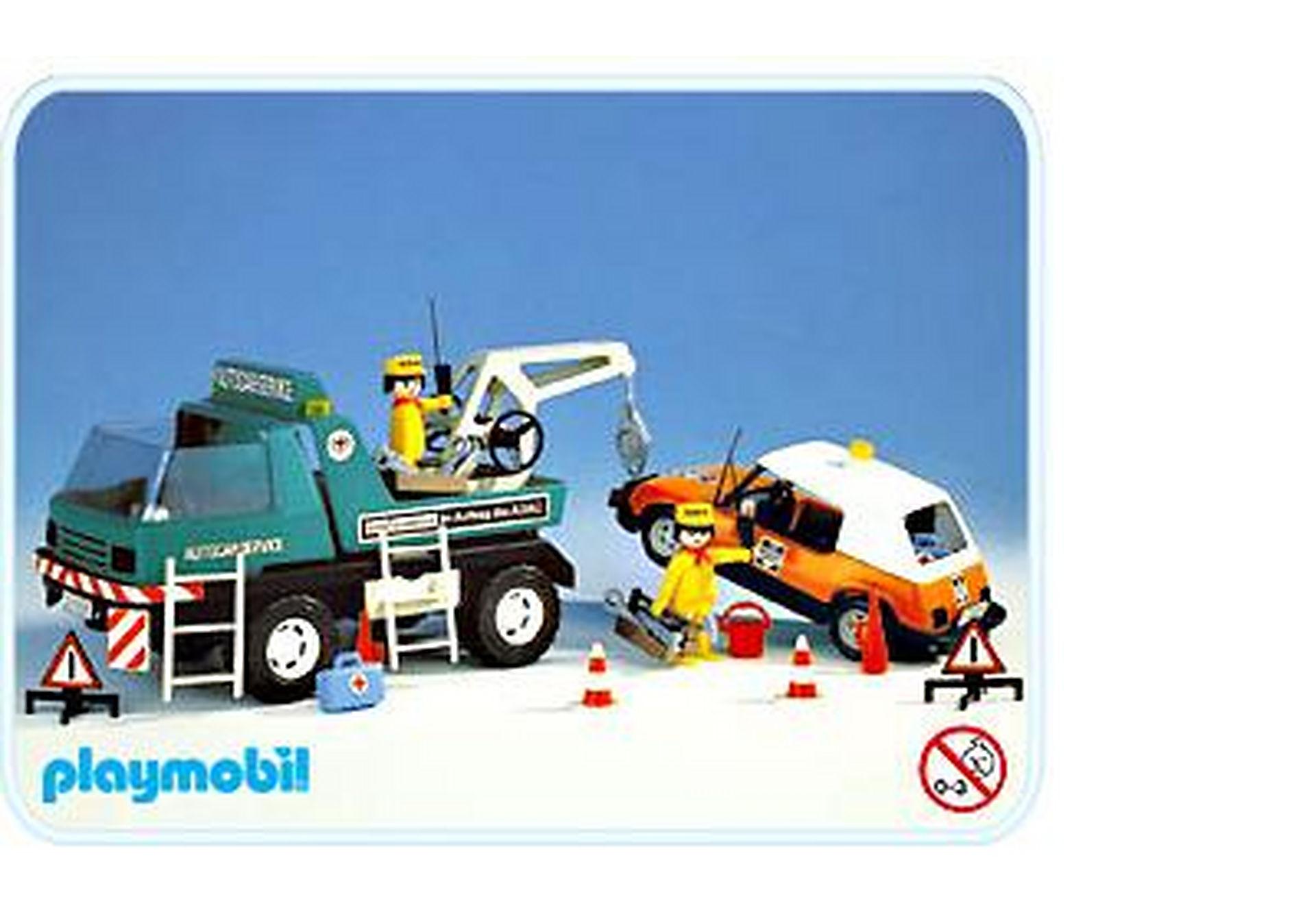 3473-A Camion dépannage zoom image1