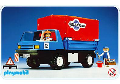 3476-A Lastkraftwagen detail image 1