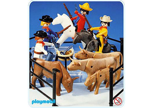 3484-A Cowboys detail image 1