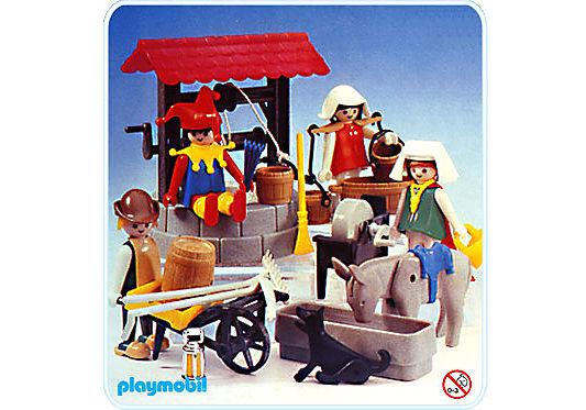 3487-A Paysans detail image 1